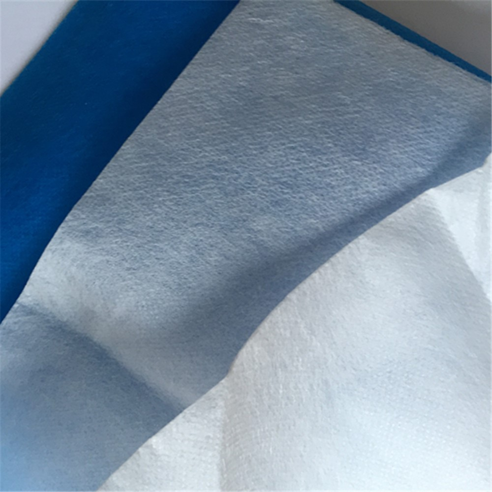 Disposable Meltblown Nonwoven Industrial Wipes and Cleanroom