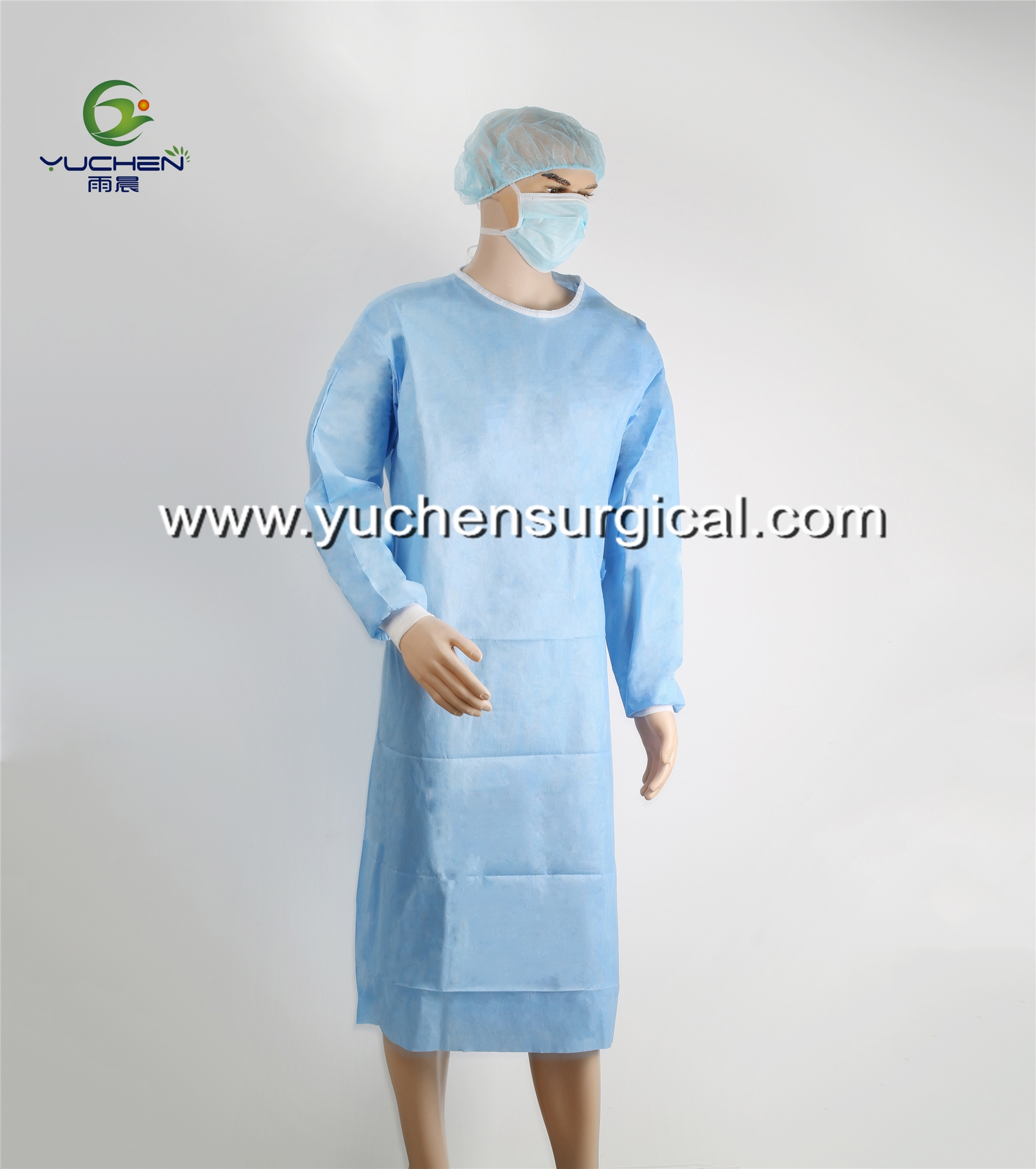 Standard/Reinforced SMS Surgical Gown