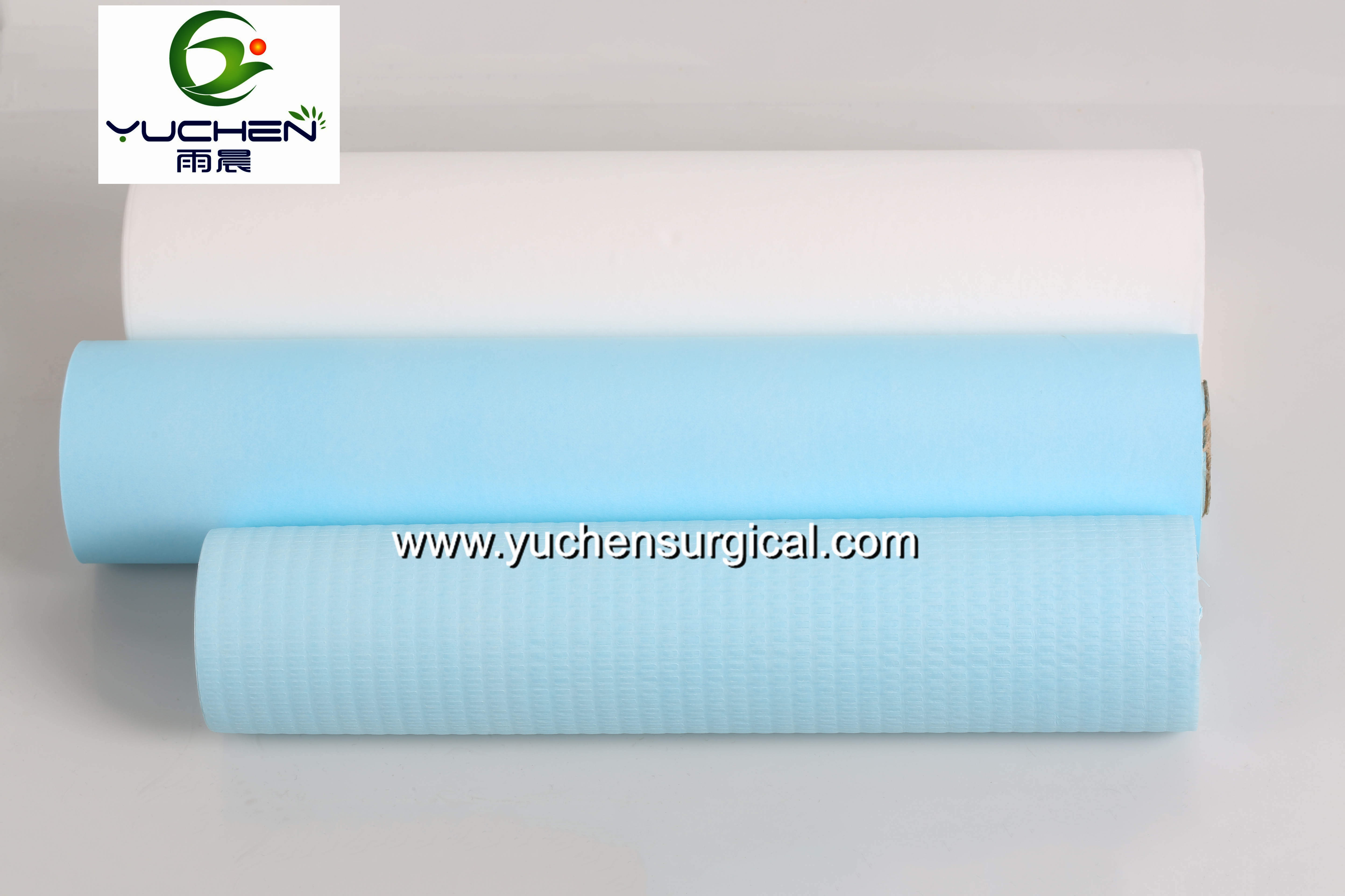 Disposable Examination Bed Sheet Roll Couch Roll